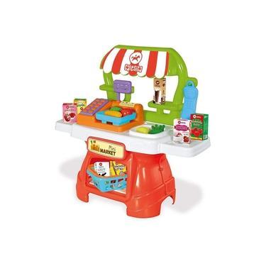Imagem de Brinquedo Mini Market Supermercado Infantil - Calesita 313