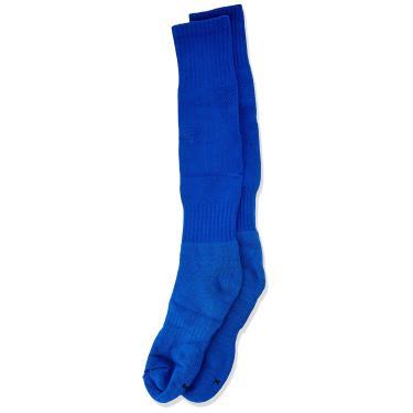 Trifil Meia Cano Longo Futebol Masculino, P, Azul