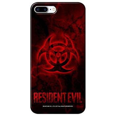 Capa Personalizada Apple iPhone 7 Plus - Resident Evil BioHazard - RD01