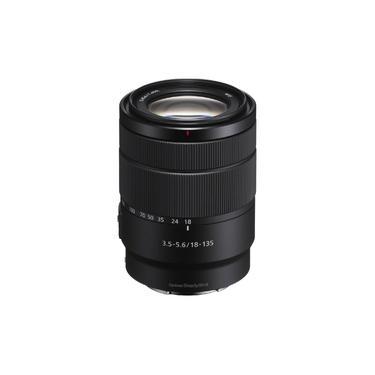 Imagem de Lente Objetiva E 18-135mm F/3.5-5.6 OSS Sony SEL18135