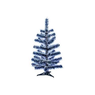Árvore De Natal Nevada 50 Galhos 60cm