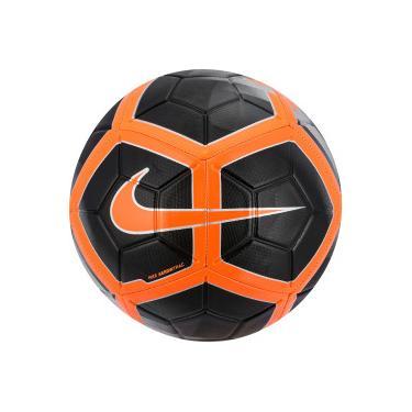 Bola de Futebol de Campo Nike Strike - PRETO LARANJA Nike 81c0fa4dbfa0a