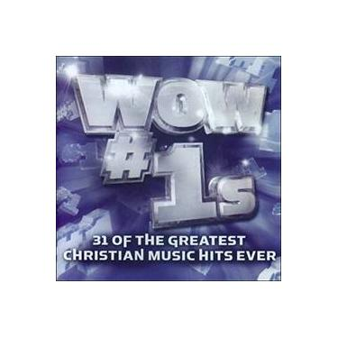 CD Wow #1S - 31 of the Greatest Christian Music Hits (Duplo)