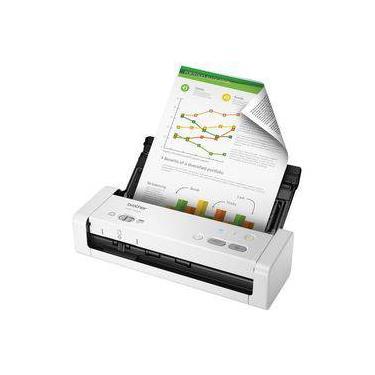Scanner De Mesa Ads-1250w Wifi Brother