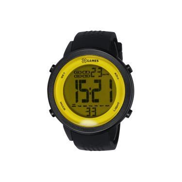 1b1c50e7436 Relógio Digital X Games XMPPD475 - Masculino - PRETO X-Games