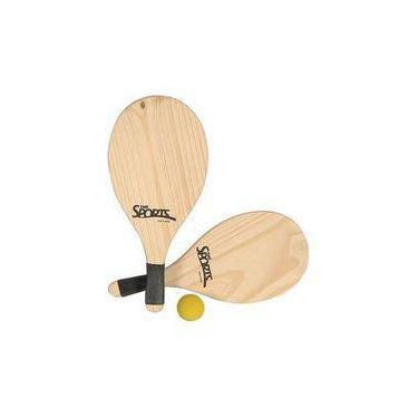Kit Frescobol Bel Sports