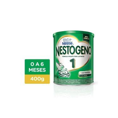 Imagem de Fórmula Infantil Nestogeno 1 400g - Nestlé