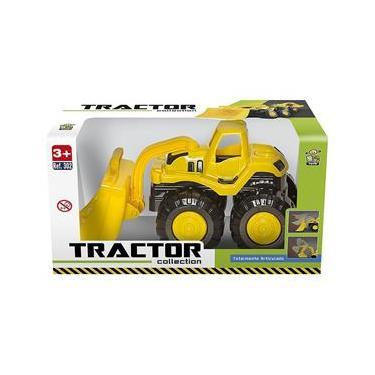 Imagem de Brinquedo Tractor Collection 10081 BS Toys