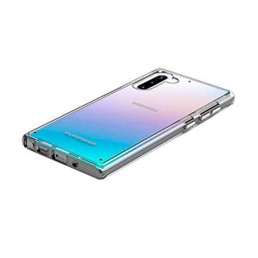 Capa Slim Premium Flexível Samsung Galaxy Note 10 Tela 6.3 (Transparente)