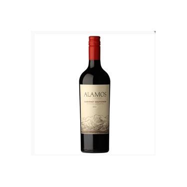 Vinho Alamos Cabernet Sauvignon 750 ml - Argentino