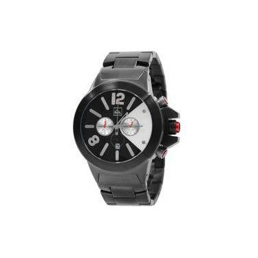 b7de3e67b12 Relógio Quiksilver Kaspian Metal Preto
