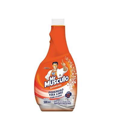 Limpador Mr Músculo Tira Limo Refil 500ml