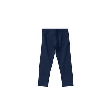 Calça Legging Cor Azul Marinho Tam 4 - Carinhoso