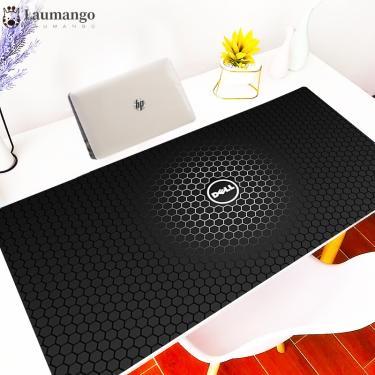 Imagem de Dell-mousepad para computador, apoio para mouse, teclado grande, antiderrapante, antiderrapante