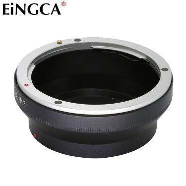 Imagem de Anel Adaptador de Lente Da Câmera Manual completo EF-M4/3 para Canon EF Lens para Olympus Panasonic