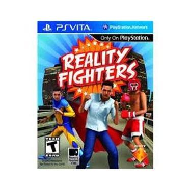Jogo Reality Fighters E Lacrado Para Psvita