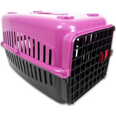 Caixa de Transporte para Cachorro pequenos Cães e Gatos Nº1
