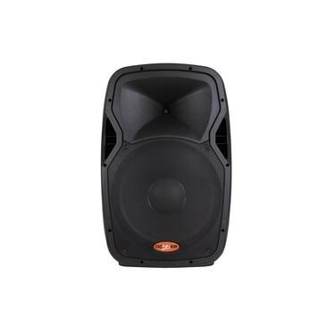 Caixa Acústica Ativa Donner Edge 15 Pol 300W RMS 8 Ohms Bivolt