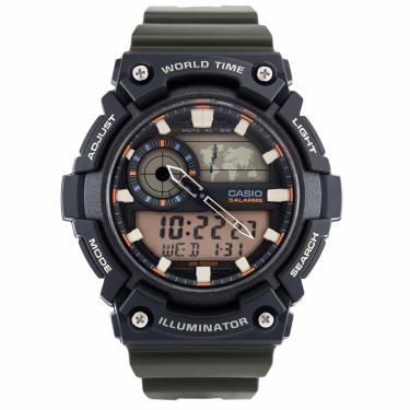 0202236ed82 Rubi PresentesComprar · Relógio Casio Standard Anadigi Masculino  AEQ-200W-3AVDF-BR