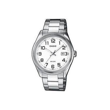 6cdacd79e38 Relógio Casio - LtP-1302D-7bvdf - Steel Steel - Women s