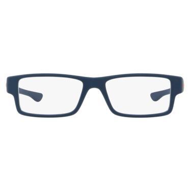 b2facd3ed Óculos de Grau Oakley Airdrop Xs Kids 0OY8003 02/50 Azul