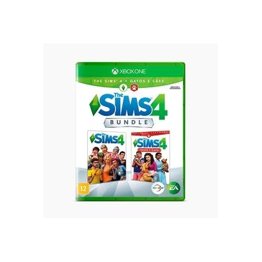 Bundle: The Sims 4 + Gatos E Cães - Xbox One