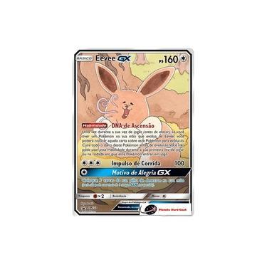 Imagem de Eevee GX (SM233) - Carta Avulsa Pokemon