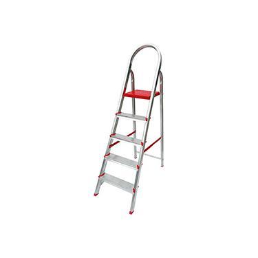 Escada de 5 Degraus Botafogo Lar&Lazer Suprema - Alumínio