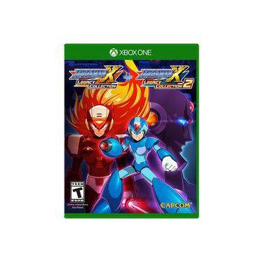 Mega Man X Legacy Collection 1 + 2 - Xbox One