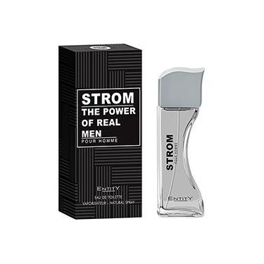 Perfume Entity Strom The Power Of Real Men Masculino Eau De Toilette 30ml