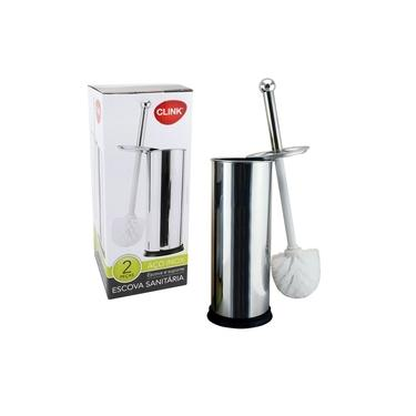 Escova Sanitária Inox Clink