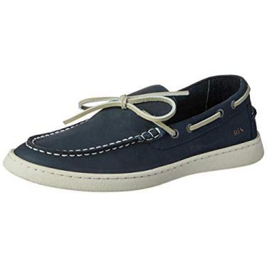 Sapato Casual Reserva Monaco, Masculino, Jeans, 40