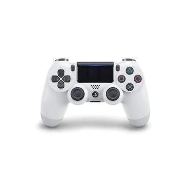 Controle Sony DualShock 4 PS4 - Branco Glacial