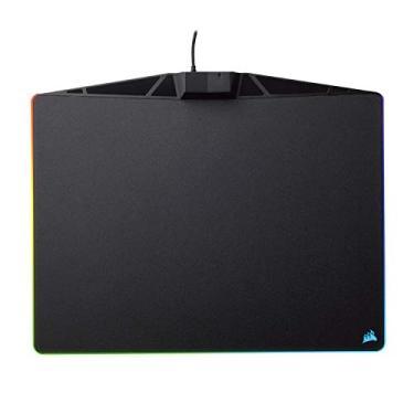 Mouse Pad Gamer MM800 RGB Polaris, Corsair, Acessórios para Computador, Preto