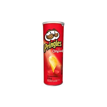 Batata Pringles Sabor Original 114g