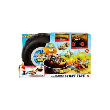 Imagem de Hot Wheels Pista de Acrobacias Monster Truck - Mattel GVK48