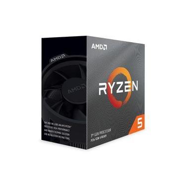 Processador Amd Ryzen 5 3600 3.6ghz Cache 32mb Yd3600bbafbox