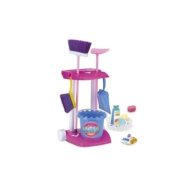 Imagem de Brinquedo Kit De Limpeza Infantil Master Clean C/ Acessórios-monte Líbano Presente Para Criança