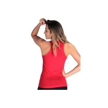 38ed7298e9 Camiseta Fitness Nadador Em Malha F1039