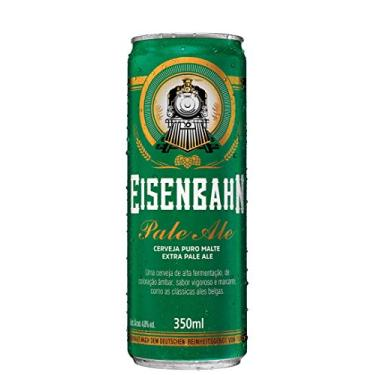 Cerveja Pale Ale Eisenbahn 350ml