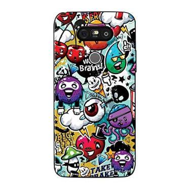 Capa Personalizada para LG G5/G5 SE Grafiti - AT22