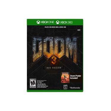 Doom 3 Bfg Edition - Xbox 360 & Xbox One