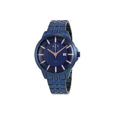 62a978776e7 Relógio Masculino Armani Exchange AX2268 - A Prova D  Água