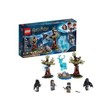 Lego Harry Potter - Expecto Patronum 121 peças