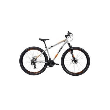 Imagem de Bicicleta Aro 29 Caloi Two Niner Alumínio - Prata