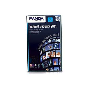 1 Lincen¿a do Panda Internet Security 2011 para PC - Panda Security do Brasil S/A