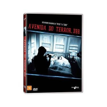 DVD - Avenida Do Terror, 388