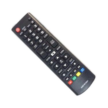 Controle Remoto para TV LCD / LED LG AKB74915321 com Tecla Smart Futebol