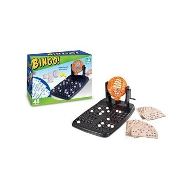 Imagem de Jogo Bingo Infantil com 48 Cartelas - Nig Brinquedos