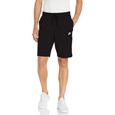 Bermuda Nike Masculina NSW Club - preto